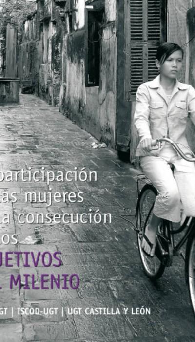La participación de la mujer en los Objetivos del Milenio
