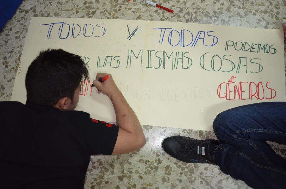 Foto: Fundación Mujeres.