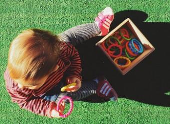 Un bebé, imagen del post de Alberto Soler