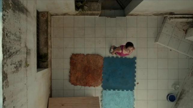 """Fotograma de la película """"Una segunda madre"""""""
