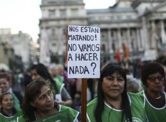 Protesta #niunamas