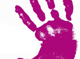 Imagen de la mano del cartel del concurso