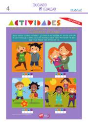 Actividad infantil 2015