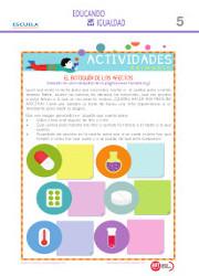 Actividad primaria 2015
