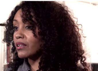 Imagen de una de las componentes de la revista Afroféminas