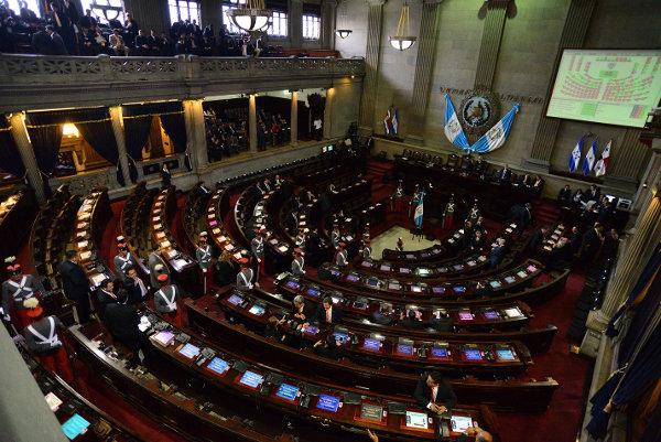 Imagen de la Sala del Comgreso