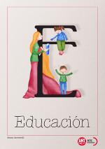 E de Educación