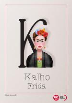 Imagen de la letra K del diccionario de Igualdad