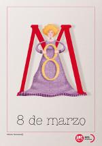 M de Marzo (8 de marzo)