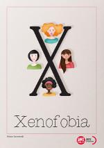 Imagen de la letra X del diccionario de Igualdad