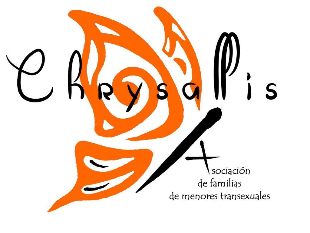 Logo de la asociación Chrysallis