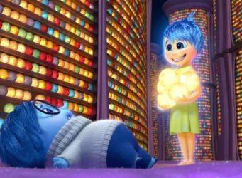 Escena de la película Inside Out