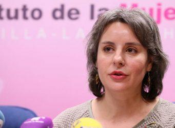 Imagen de la Directora del Instituto de la Mujer de Castilla La Mancha