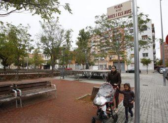 Imagen de la plaza que ha cambiado de nombre