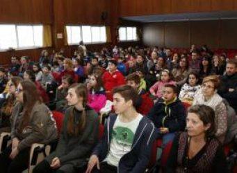 Imagen de los asistentes al acto del programa nAmorAndo