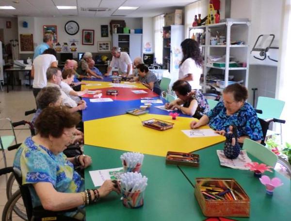 Imagen de un centro para mayores