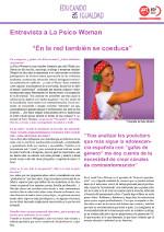 Entrevista a la Psicowoman