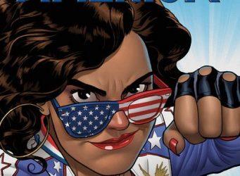 Imagen de la superheroína América