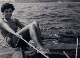 Imagen de la nadadora Roser Ponsatí