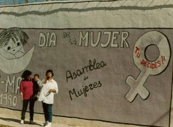 Imagen de Lola Rodríguez en los 90