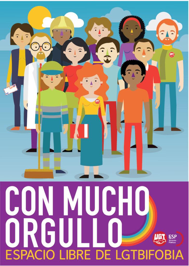Cartel de la campaña