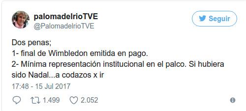 Tuit de Paloma del Río
