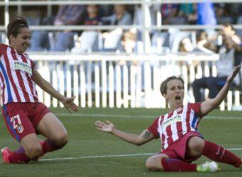 jugadoras de la liga femenina de fútbol