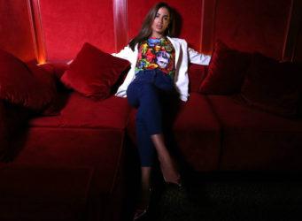 Imagen de la cantante Anitta