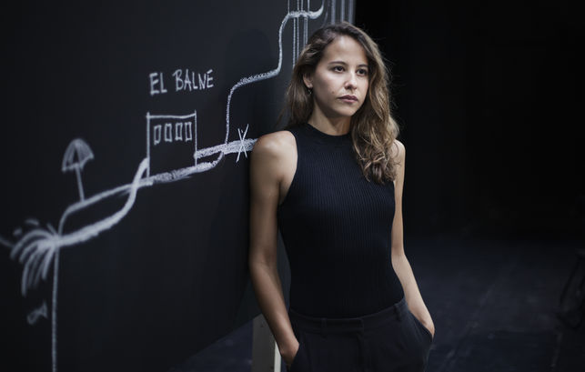 Imagen de la actriz Irene Escolar