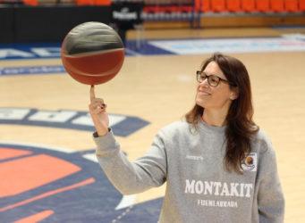 Imagen de Anna Montañana, entrenadora baloncesto