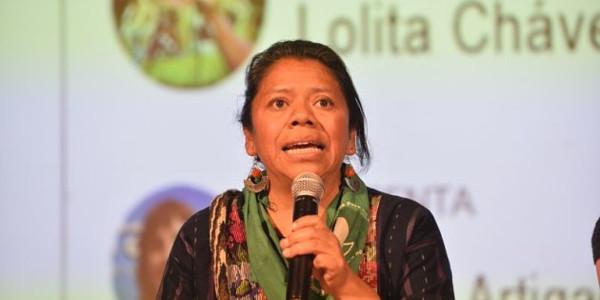 Imagen de Lolita Chávez