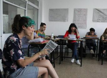 Imagen de la profesora Quimey Ramos