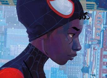 Fotograma de la película Spider-Man: un nuevo universo