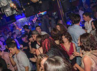 imagen de una discoteca