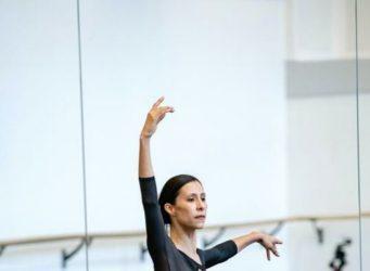 Imagen de la bailarina Elisa Carrillo