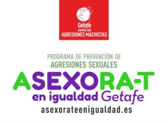 cartel de la campaña Asexorate