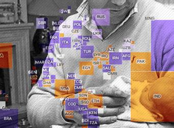 estadística de países con permisos de paternida