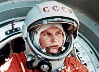 Imagen de Valentina Tereshkova