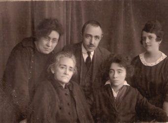 Foto de la familia Úriz