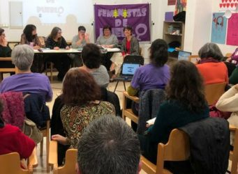 Presentación de la Asociación Feministas de Pueblo