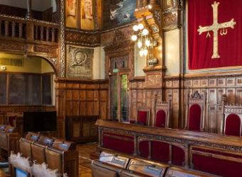 Imagen del Parlamento asturiano