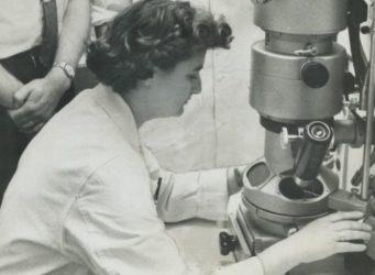 June Almeida