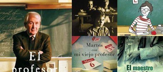 collage con las portadas de varios libros