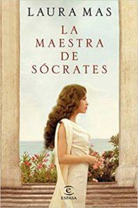 portada del libro La maestra de Sócrates
