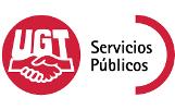 Logo de UGT Servicios Públicos
