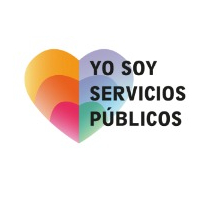 Logo yo soy servicios públicos