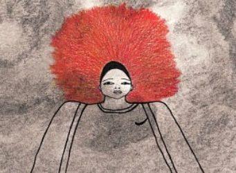 Dibujo Naomi Osaka
