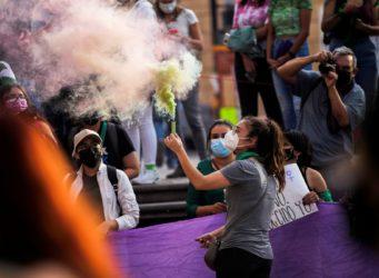 imagen de una celebración en México