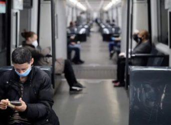 imagen del Metro de Barcelona