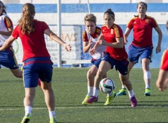 foto de las jugadoras de la Selección
